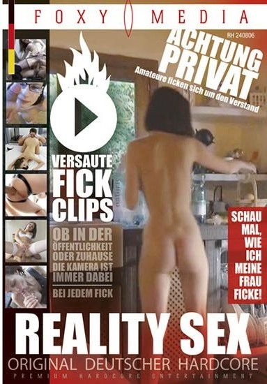 Versaute Fick Clips - Reality Sex Cover