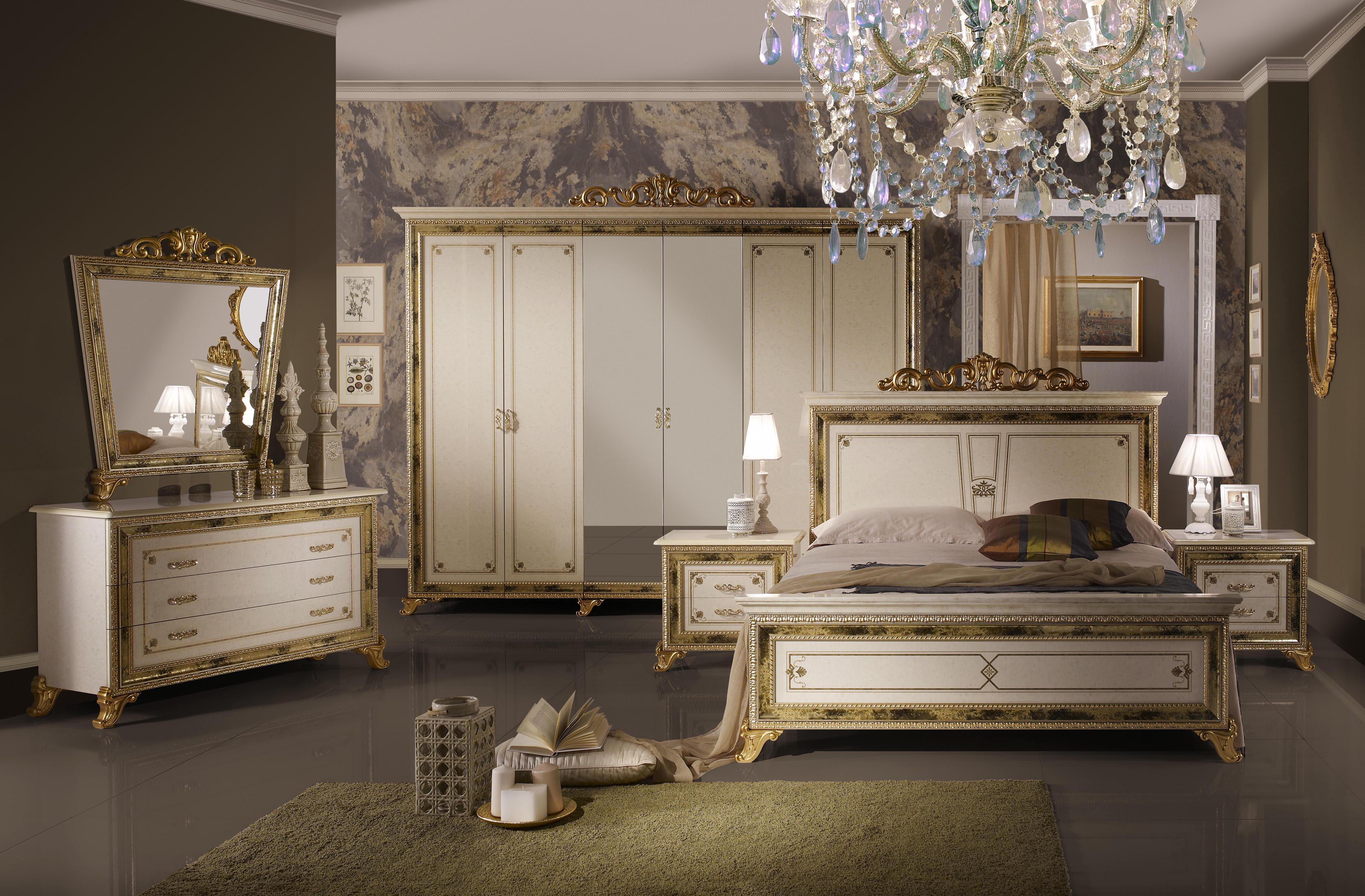 italienisches schlafzimmer klassisch raffaello temiz m bel italienische m bel schlafzimmer. Black Bedroom Furniture Sets. Home Design Ideas
