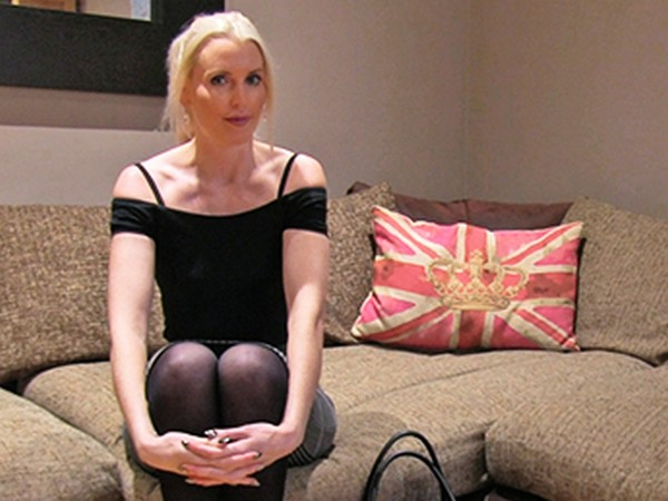 Casting Lexi Lou - Anal Creampie for Submissive Blonde 28.12.2016