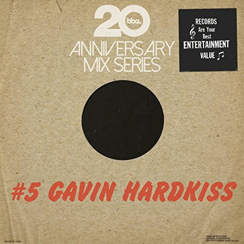 BBE20 Anniversary Mix Series #5 By Gavin Hardkiss (2016)