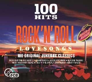 100 Hits Rock'n'Roll (Lovesongs) (2015)