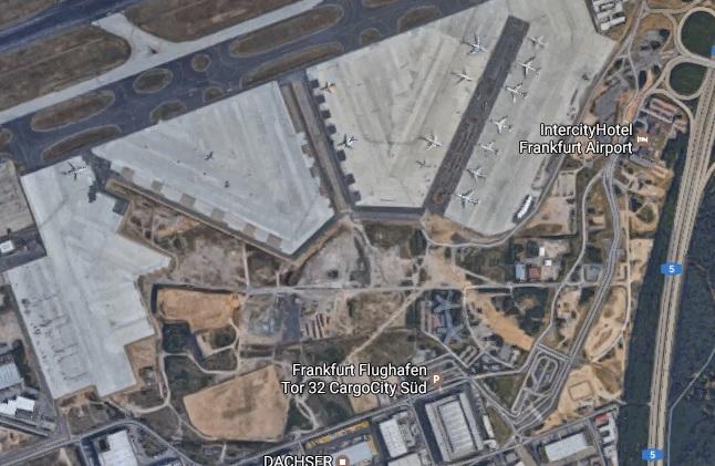 terminal 2 frankfurt flughafen