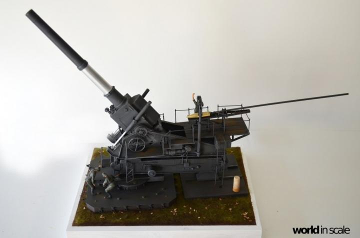 35,5cm Haubitze M1 - 1/35 by Soar Art Workshop + Schatton 5sfcd3ch