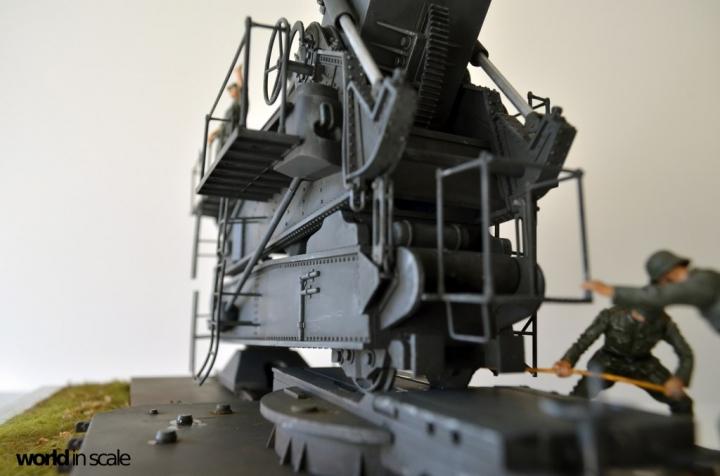 35,5cm Haubitze M1 - 1/35 by Soar Art Workshop + Schatton 6k8cm2fa