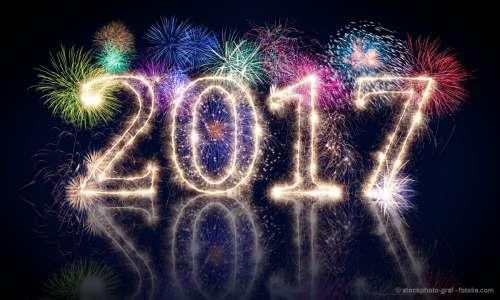 Frohes neues Jahr 2017! - Glückwünsche - TRForge Forum