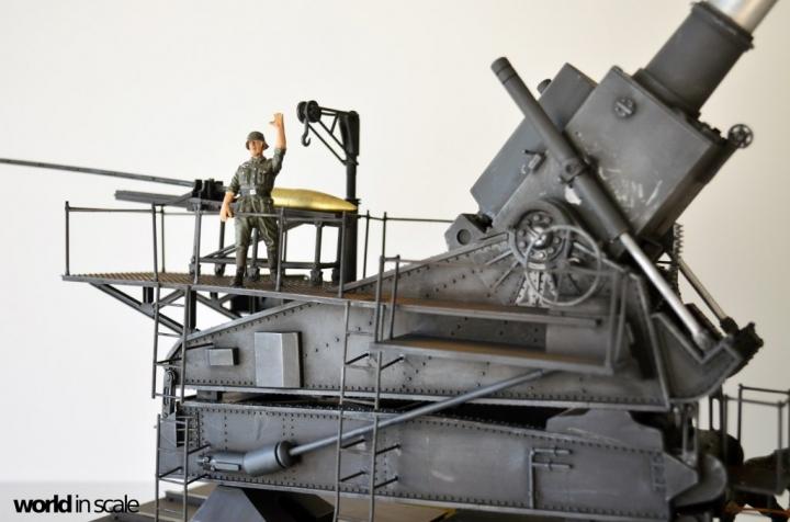 35,5cm Haubitze M1 - 1/35 by Soar Art Workshop + Schatton Foe399ib