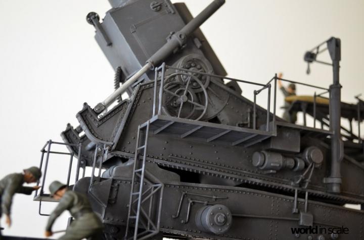 35,5cm Haubitze M1 - 1/35 by Soar Art Workshop + Schatton Jo6oaumy