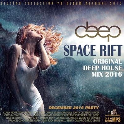 Space Rift: Original Deep House Mix (2017)