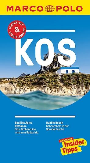 Cover: Marco Polo - Reiseführer - Kos
