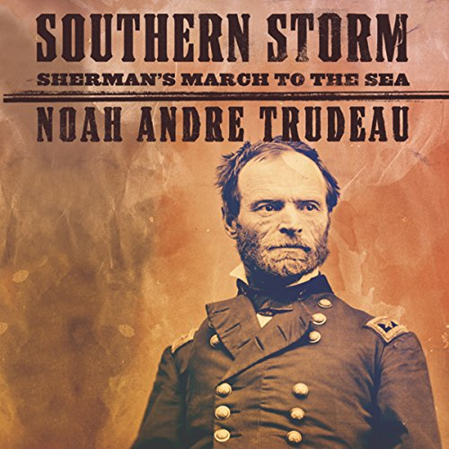 Southern Storm Shermans March to the Sea Audiobook
