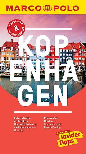 Cover: Marco Polo - Reiseführer - Kopenhagen