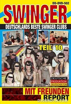 Swinger Report 10 Cover