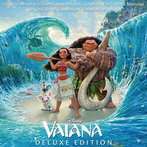 Vaiana (Original Motion Picture Soundtrack) (2016)