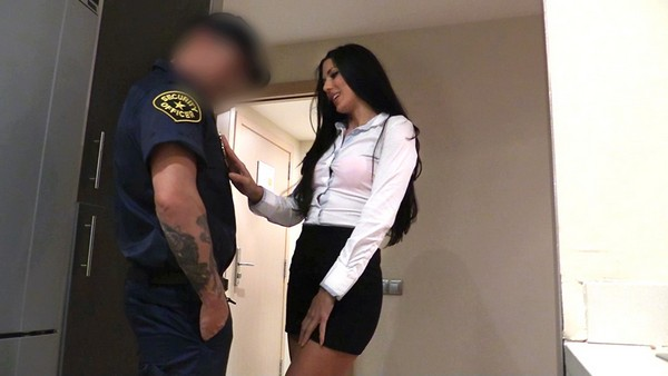 Alexa Tomas - Female Wanna Be Cop Having Hot Sex 02.01.2017