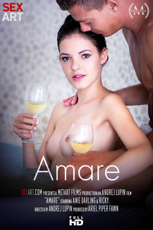 Anie Darling - Amare MetArt.com 2017
