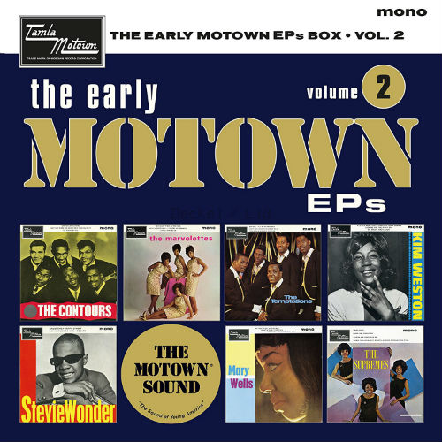 The Early Motown EPs Vol.2 (2017)