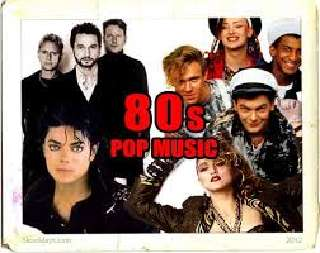 The eighties music collection pop 1978 1988 for Popular music 1988