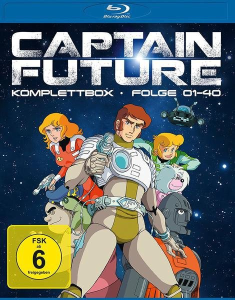 Captain Future German ANiME FS BDRiP x264 Remastered - atax