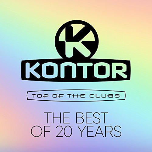 Kontor Top Of The Clubs - The Best Of 20 Years (2017)