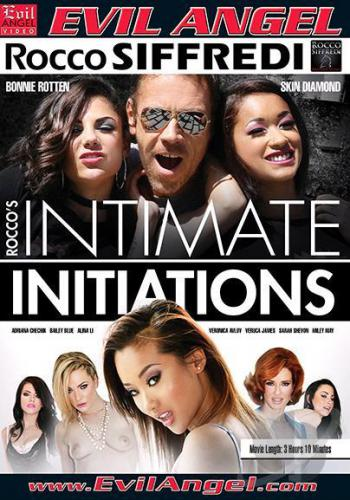 Roccos Intimate Initiations Cover