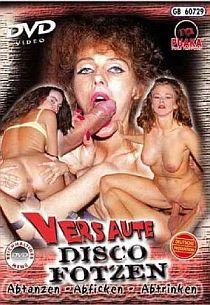 Versaute Disco Fotzen Cover