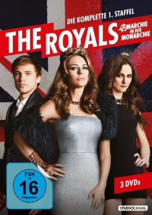 The Royals 2015 S01-S02 Complete German Dl 720p BluRay x264-Scene