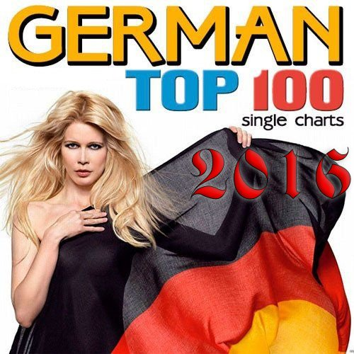 : German Top 100 Single Jahrescharts 2016