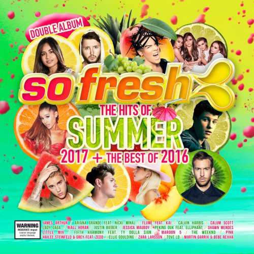 So Fresh: The Hits Of Summer 2017 + Best Of 2016 (2016)