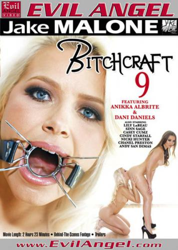 Bitchcraft 9 Cover
