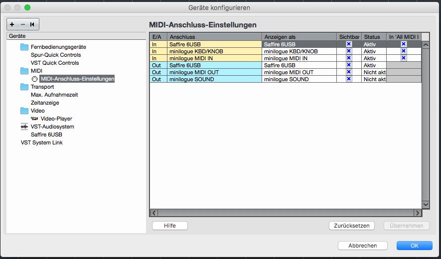 MIDI Routing Problem - www.steinberg.net