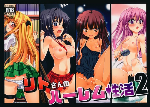 Rito-san no Harem Seikatsu 2 (English)