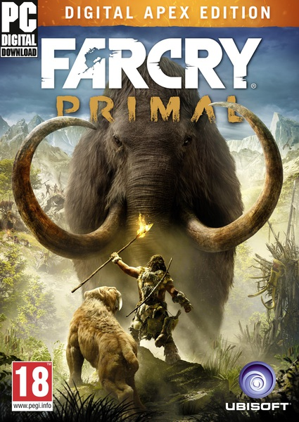 Far Cry Primal Digital Apex Edition MULTi19 – x.X.RIDDICK.X.x