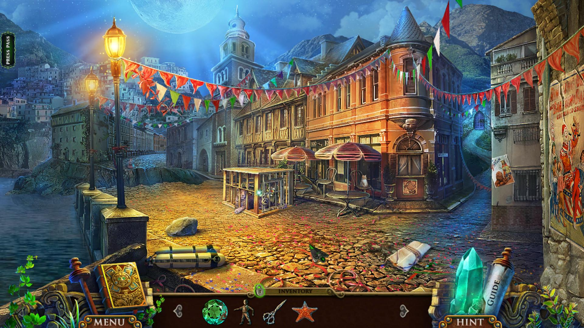 Mayan Prophecies (Blood Moon. Collector's Edition) ( Hidden objects / 2014 )
