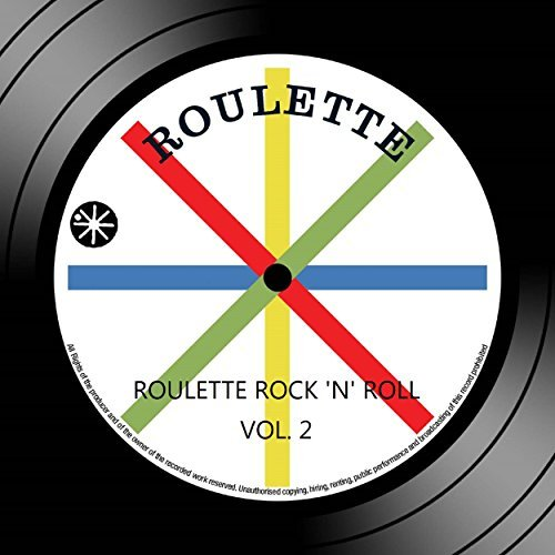 Roulette Rock And Roll Vol.2 (2016)