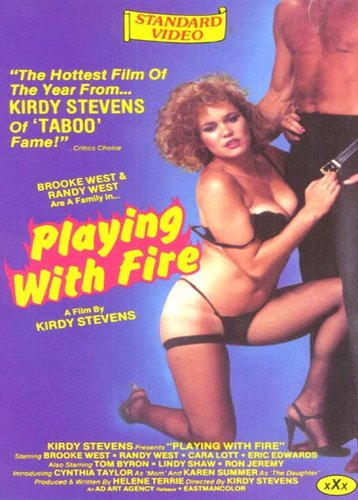 Playing With Fire (1983) Cover