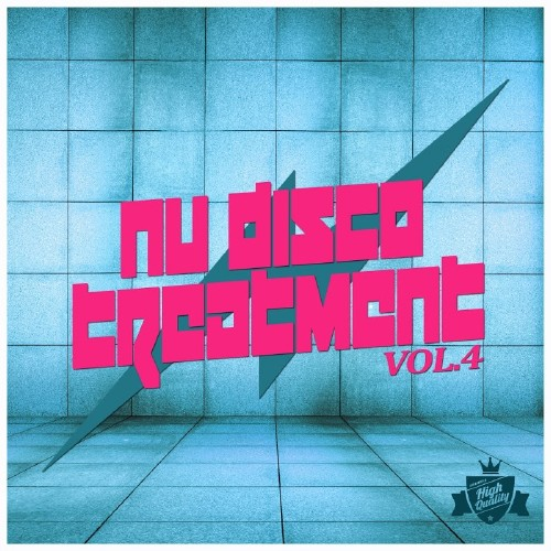 Nu Disco Treatment Vol.4 (2017)