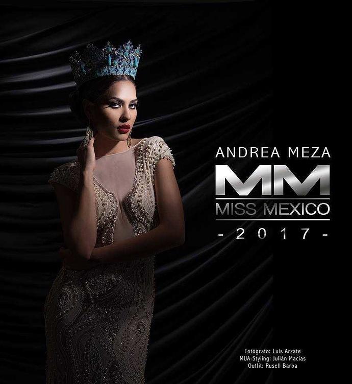 andrea meza, mexicana universal chihuahua 2020/1st runner-up de miss world 2017. - Página 2 Svuzjxqa