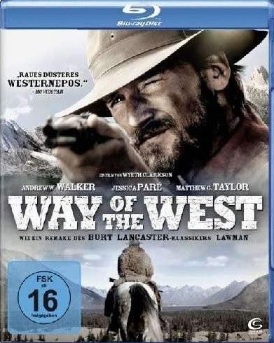 : Way of the West 2011 German Dl 1080p BluRay x264-ENCOUNTERS