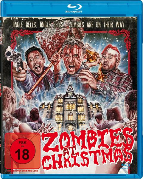 : Zombies At Christmas 2011 German 720p BluRay x264-ENCOUNTERS