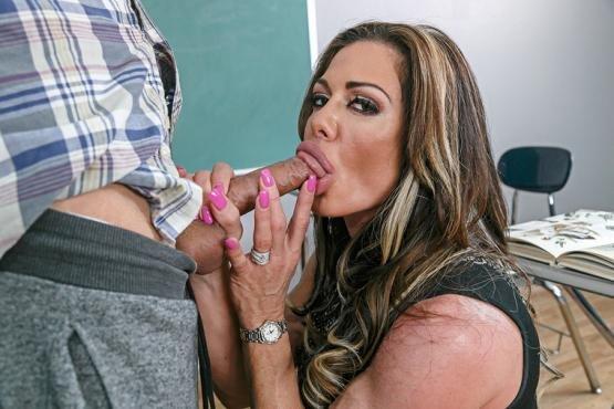 Nina Dolci & Damon Dice in My First Sex Teacher