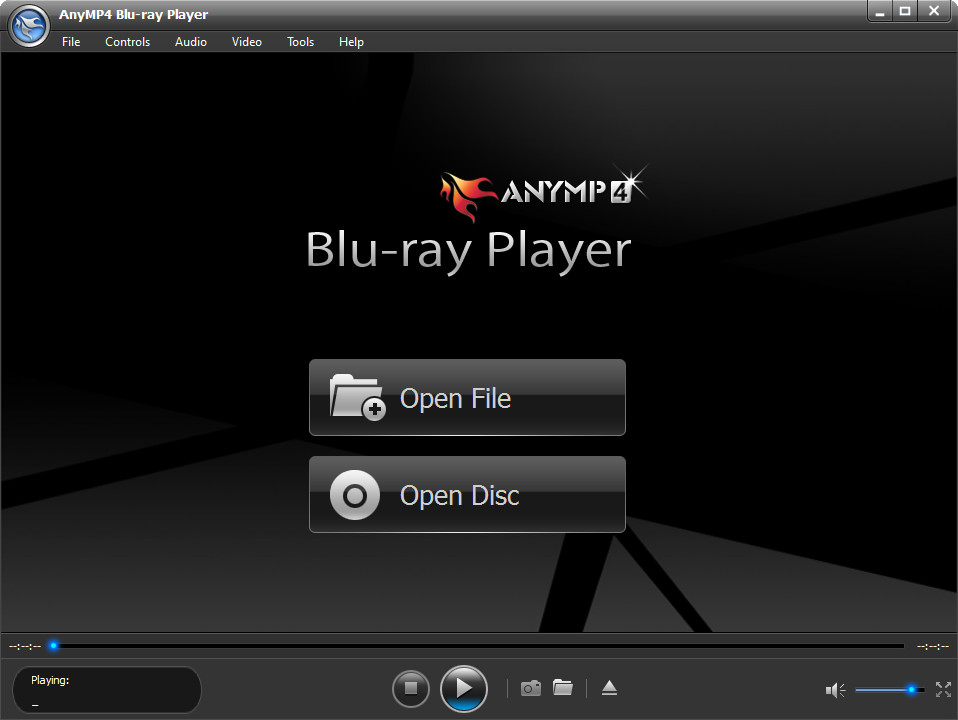 Cover: AnyMp4 Blu ray Player 6 2 16 Multilingual Portable