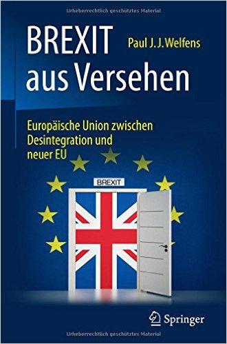 : Brexit aus Versehen Europaeische Union zwischen Desintegration und neuer Eu