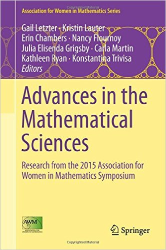 : Advances in the Mathematical Sciences Research from the 2015 Association for Women in Mathematics Symposium