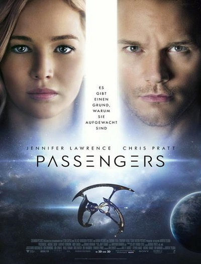 : Passengers 2016 TS LD German XViD - PS