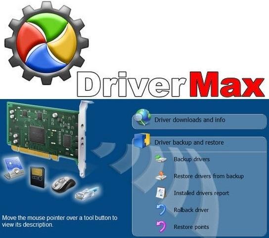 Cover: DriverMax Pro 9 15 0 46 Portable