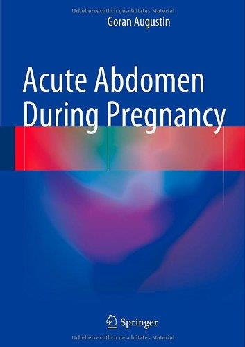 : Acute Abdomen During Pregnancy