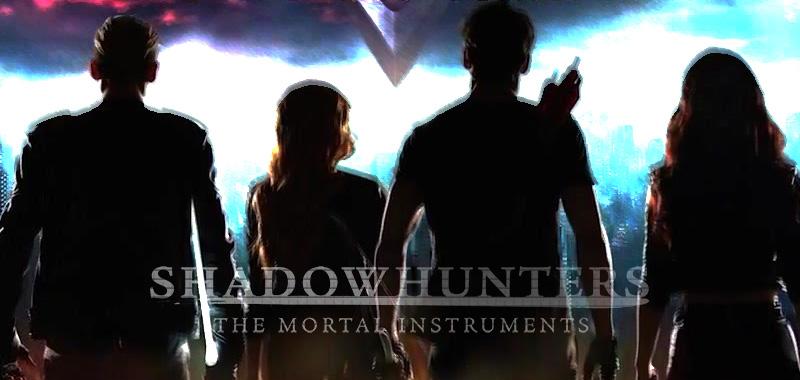 Shadowhunters - The Mortal Instruments