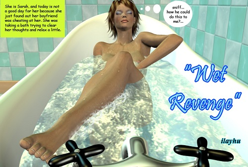 Ilayhu - Wet Revenge