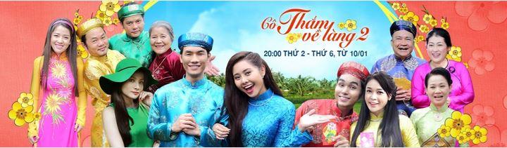 Cô Thắm Về Làng - Phần 2 (AVI) - 12/12 tập