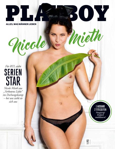 Playboy Germany Februar 2017